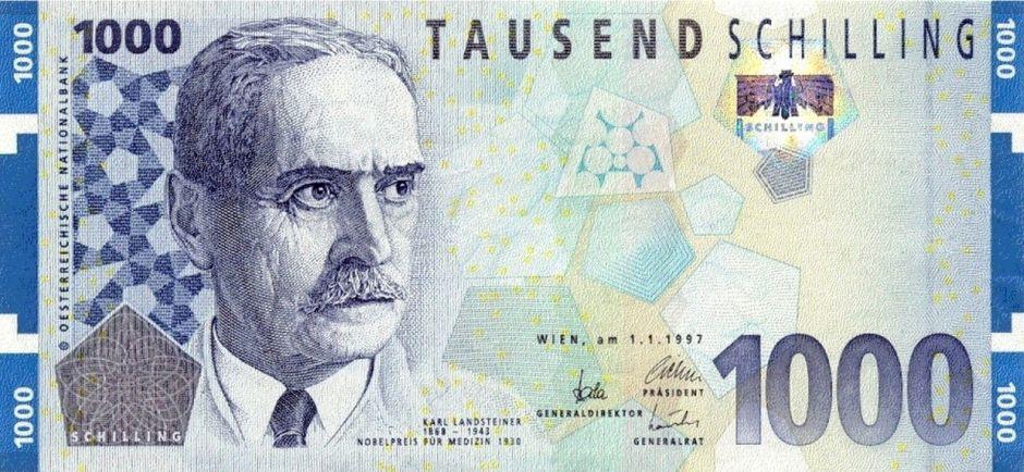 Bei der Österreichischen Nationalbank (OeNB) kann man alle Schilling-Banknoten und -Münzen der letzten Serie ohne zeitliches und betragsmäßiges Limit umtauschen. Wer allerdings noch Banknoten aus einer alten Serie hat, sollte …